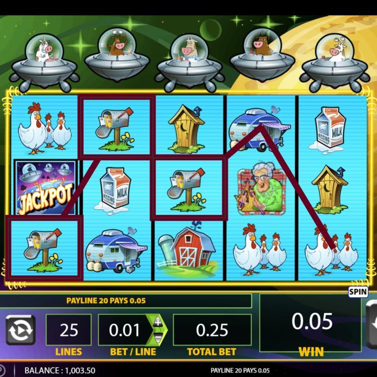 Free Slots Invaders Planet Moolah