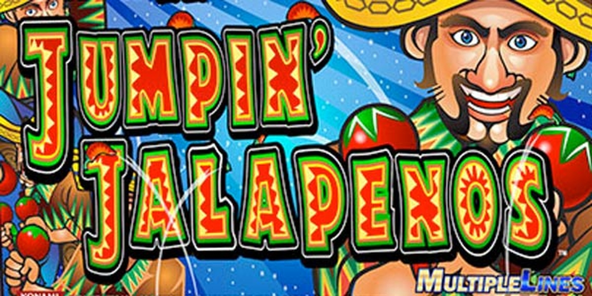 Jumpin Jalapenos Online Slot Demo Game by WMS