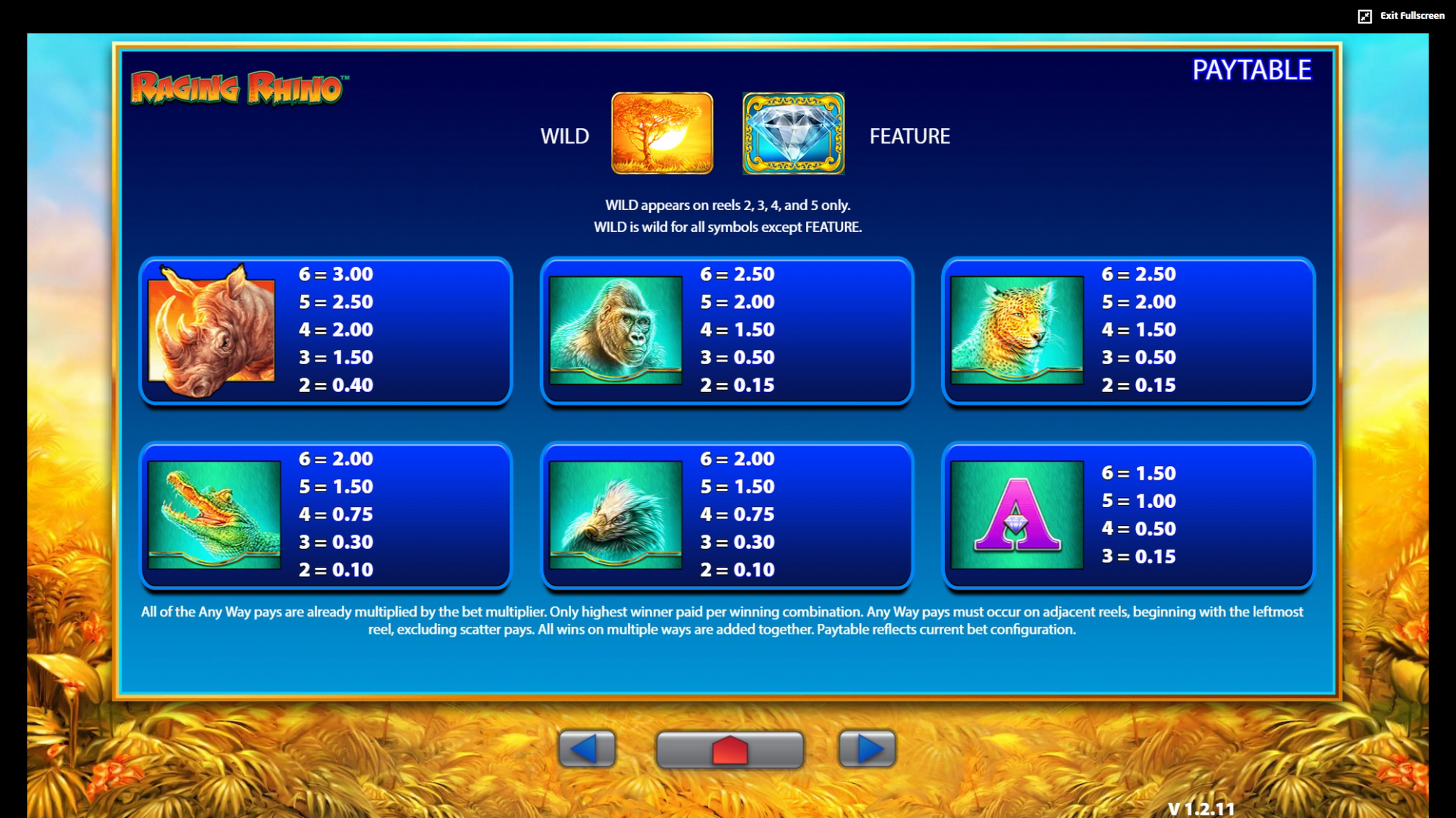Wms Slots Website