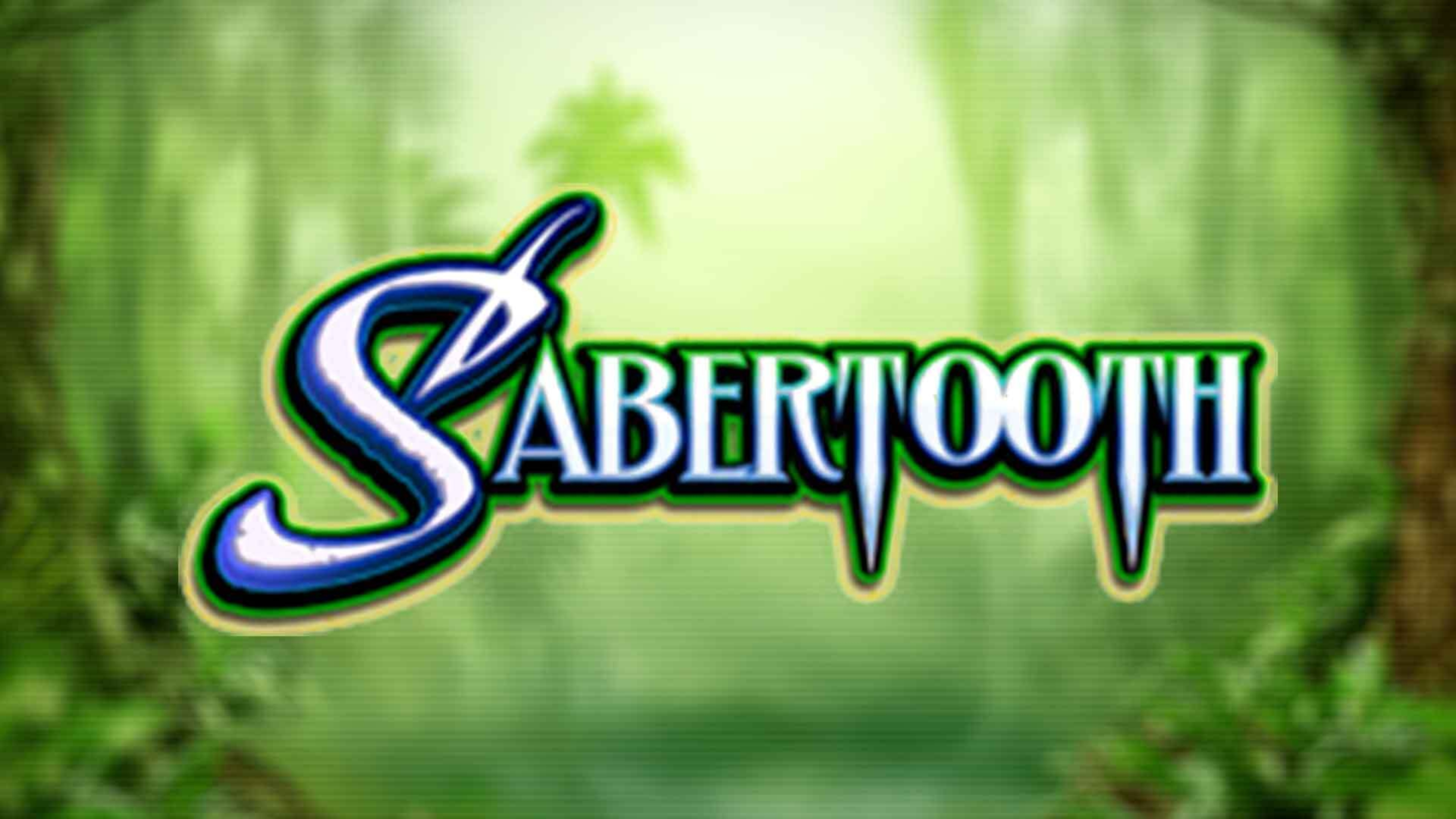 Sabertooth Online Slot Demo Game by WMS