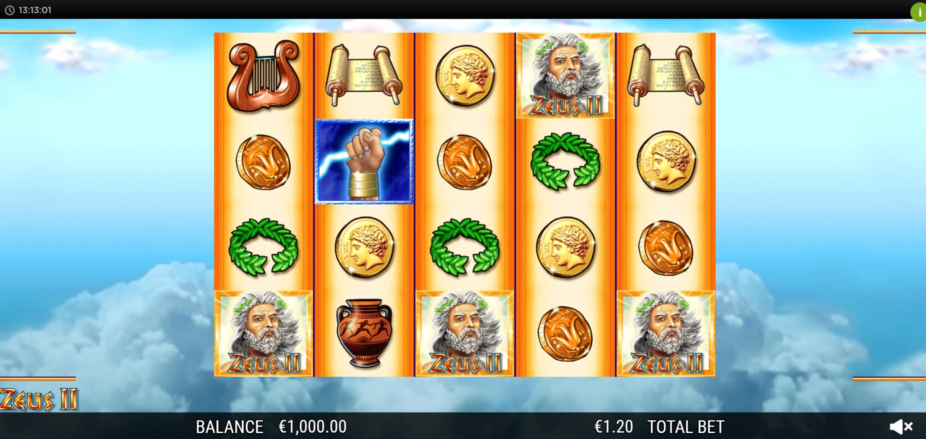 Free Online Slots Zeus Ii