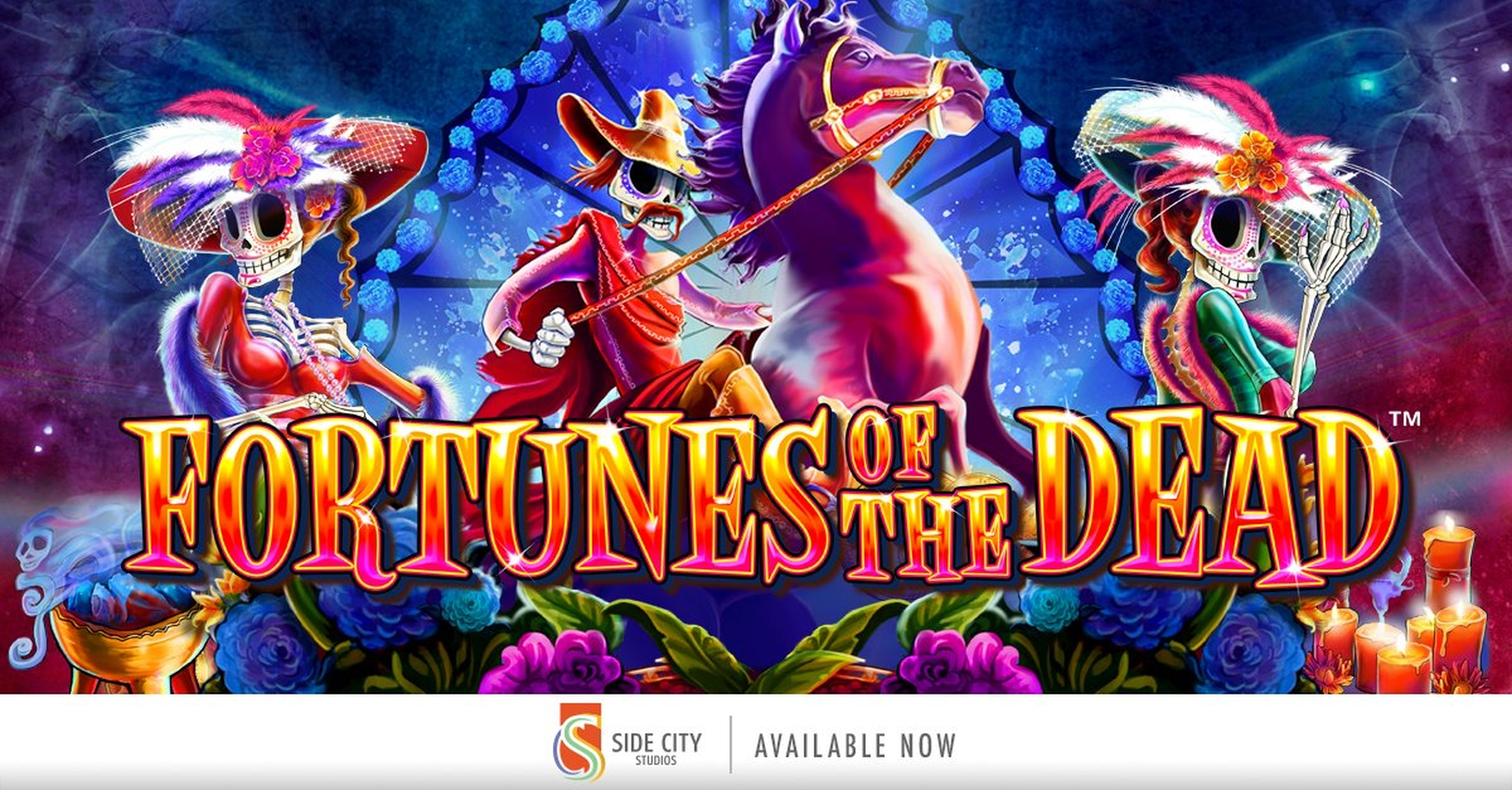 Fortunes of the Dead Online Slot Demo Game by Side City Studios