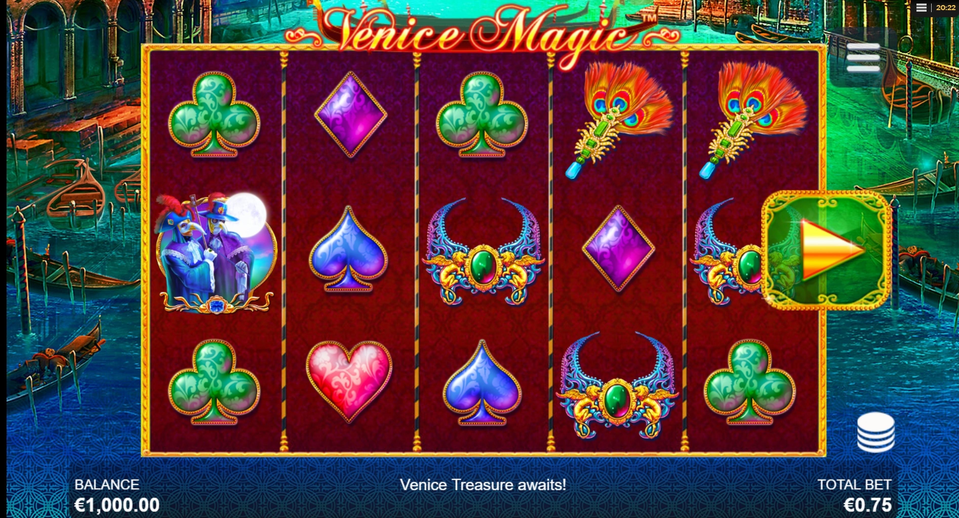 Venice Magic Demo Slot