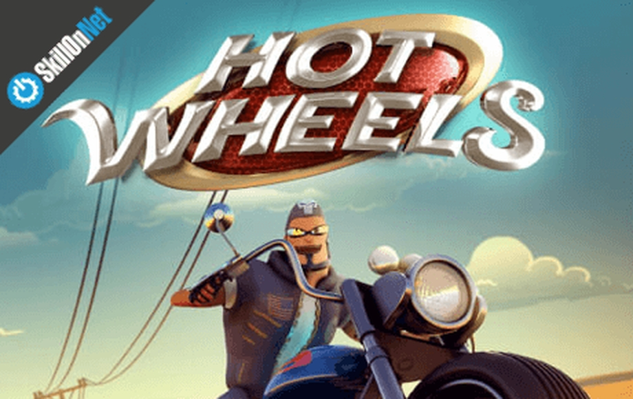 Reels in Hot Wheels (SkillOnNet) Slot Game by SkillOnNet