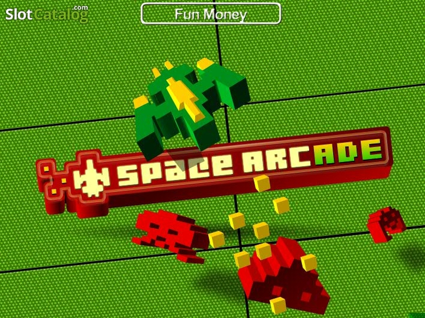 The Space Arcade (SkillOnNet) Online Slot Demo Game by SkillOnNet