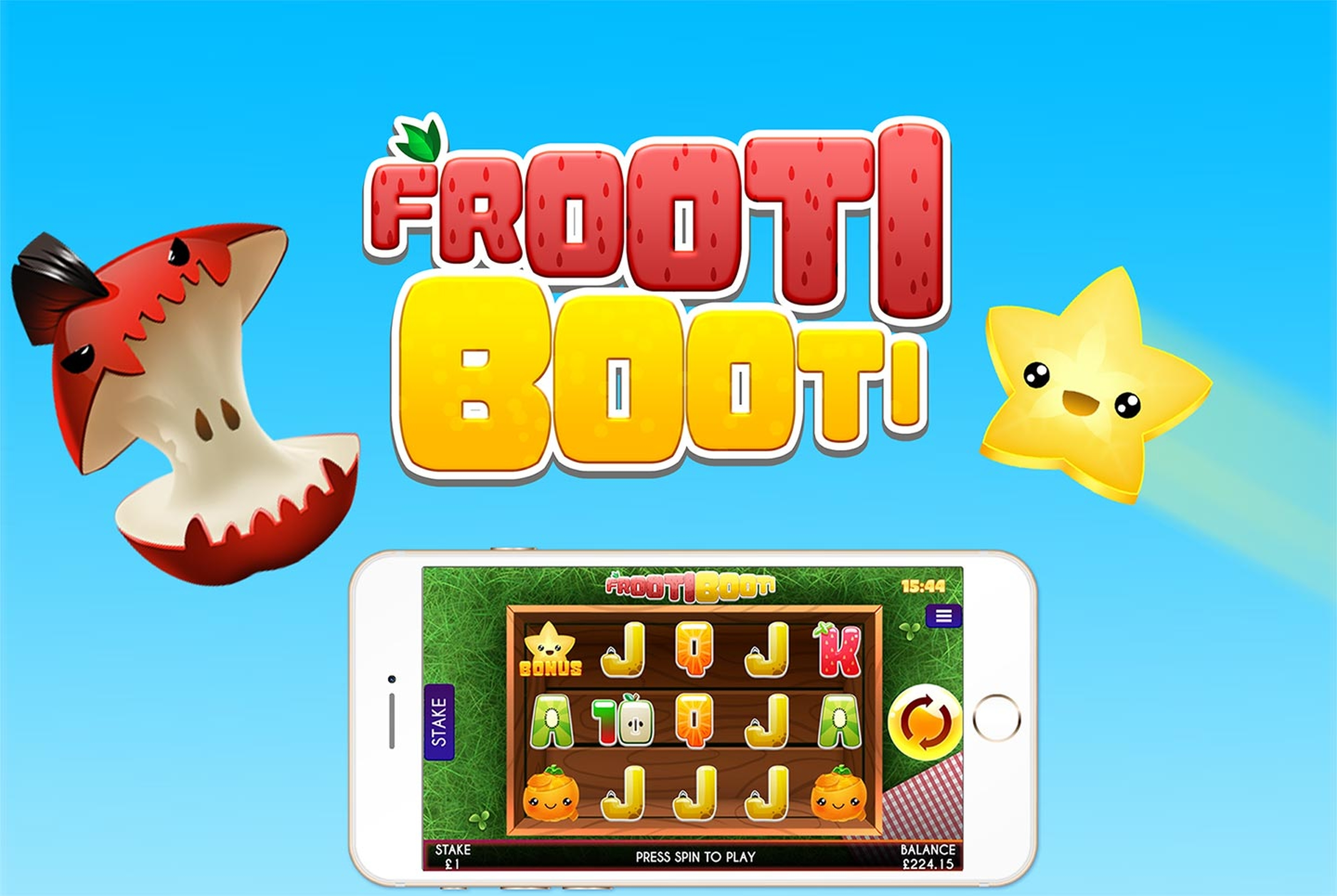 Frooti Booti Online Slot Demo Game by Slingo