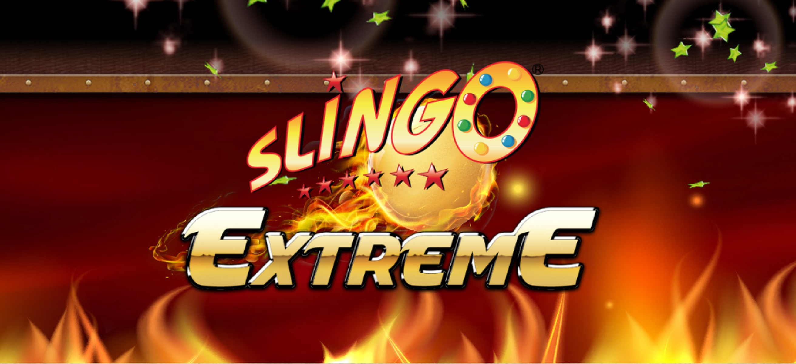 Slingo Extreme Online Slot Demo Game by Slingo