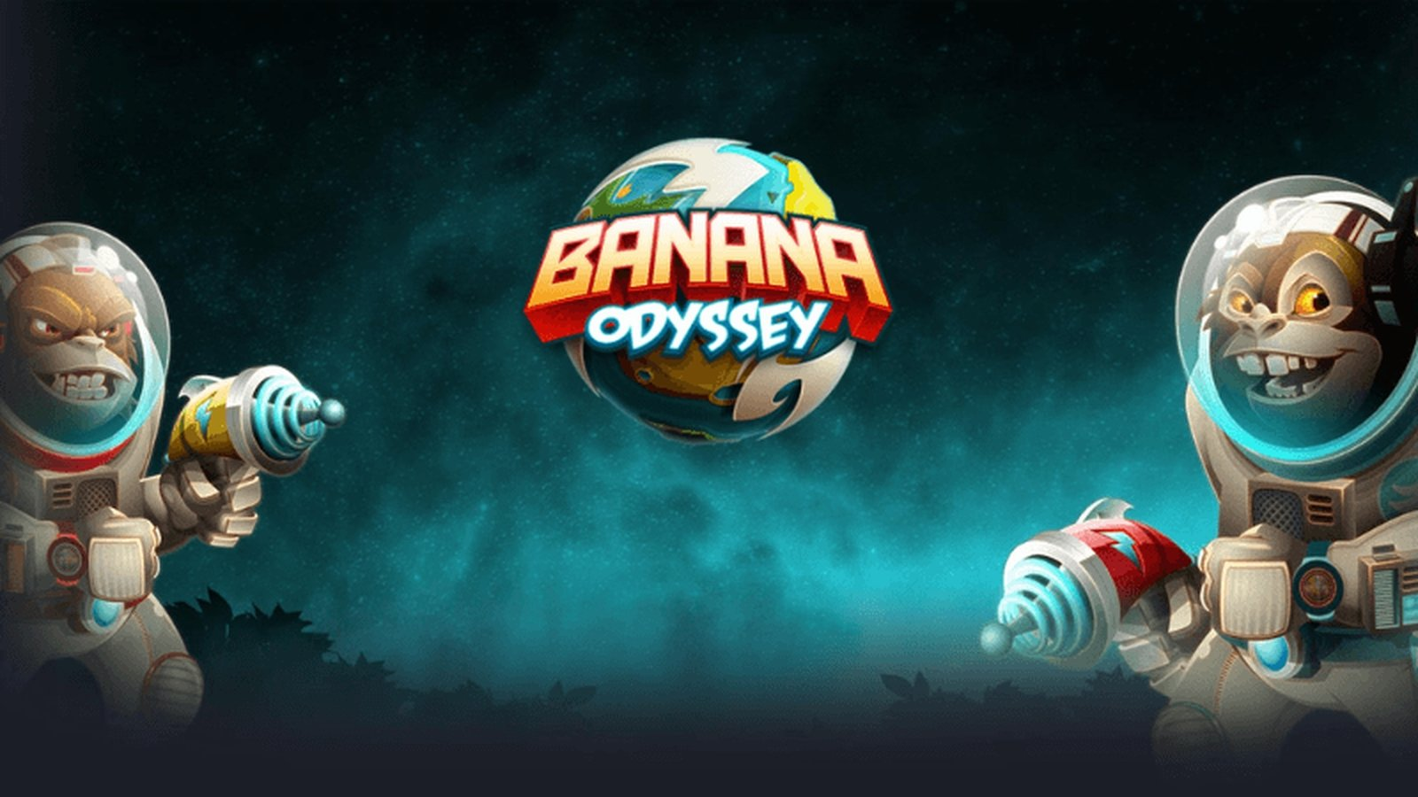 The Banana Odyssey Online Slot Demo Game by Slingshot Studios