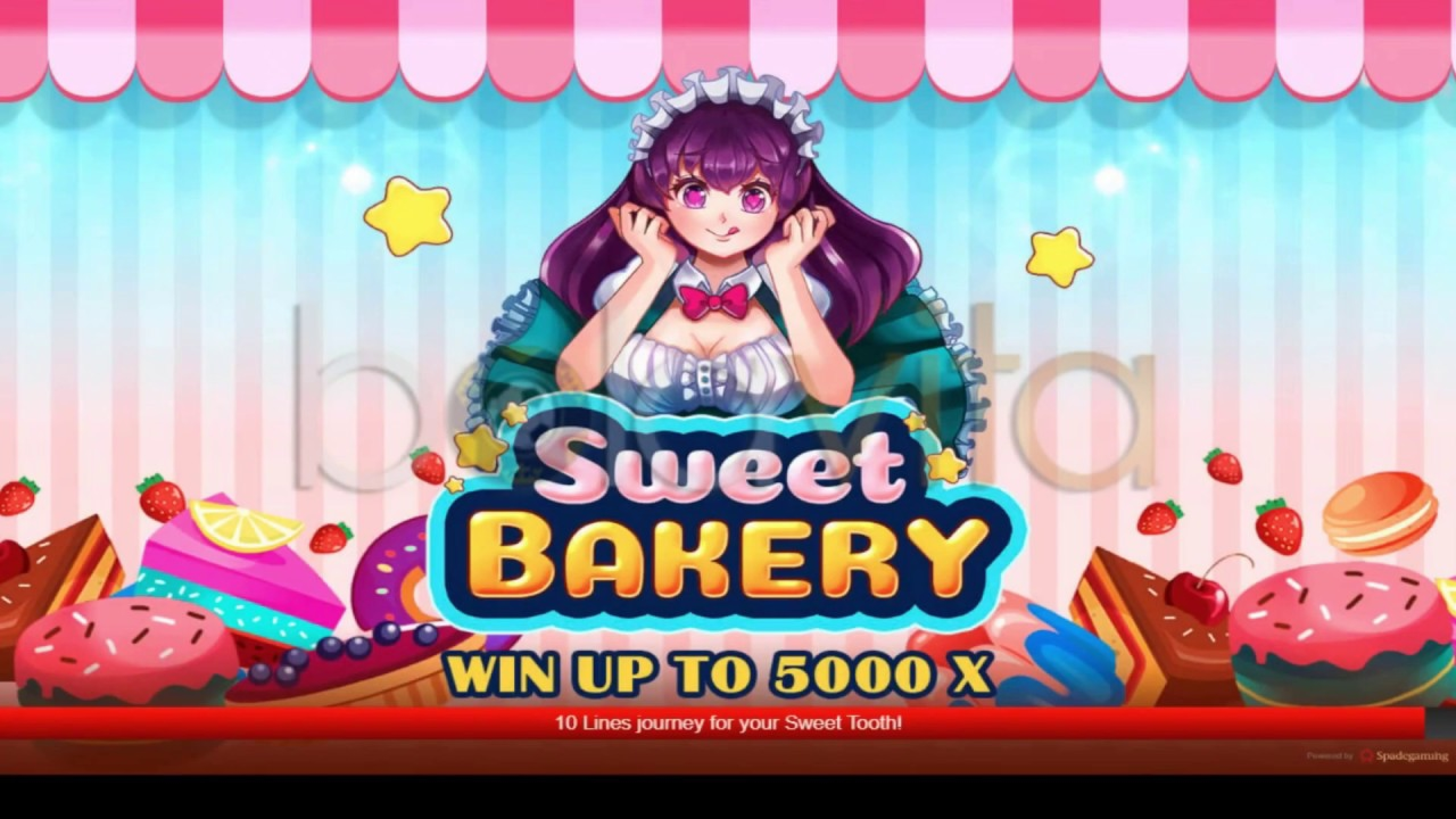 The Sweet Bakery Online Slot Demo Game by Spadegaming