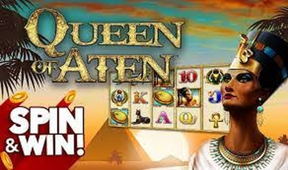 Queen of Aten Online Slot Demo Game by Spin Games