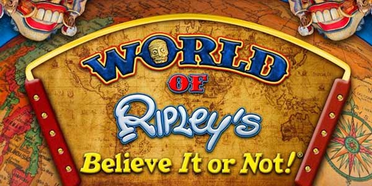 World of Ripley's Believe it or Not Online Slot Demo Game by Spin Games