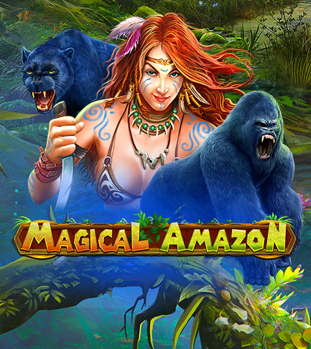 Magical Amazon Online Slot Demo Game by Spinomenal