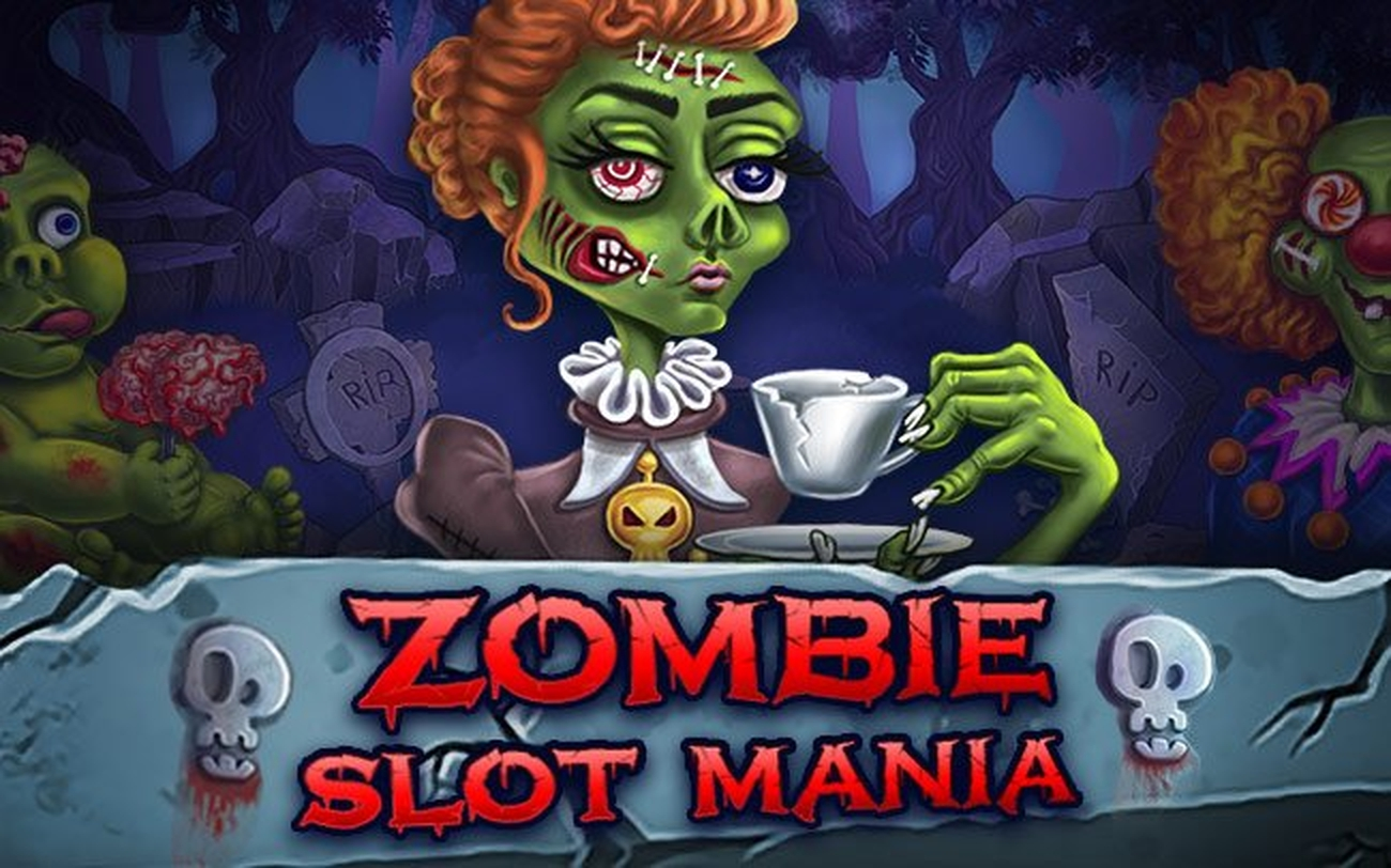 The Zombie slot mania Online Slot Demo Game by Spinomenal
