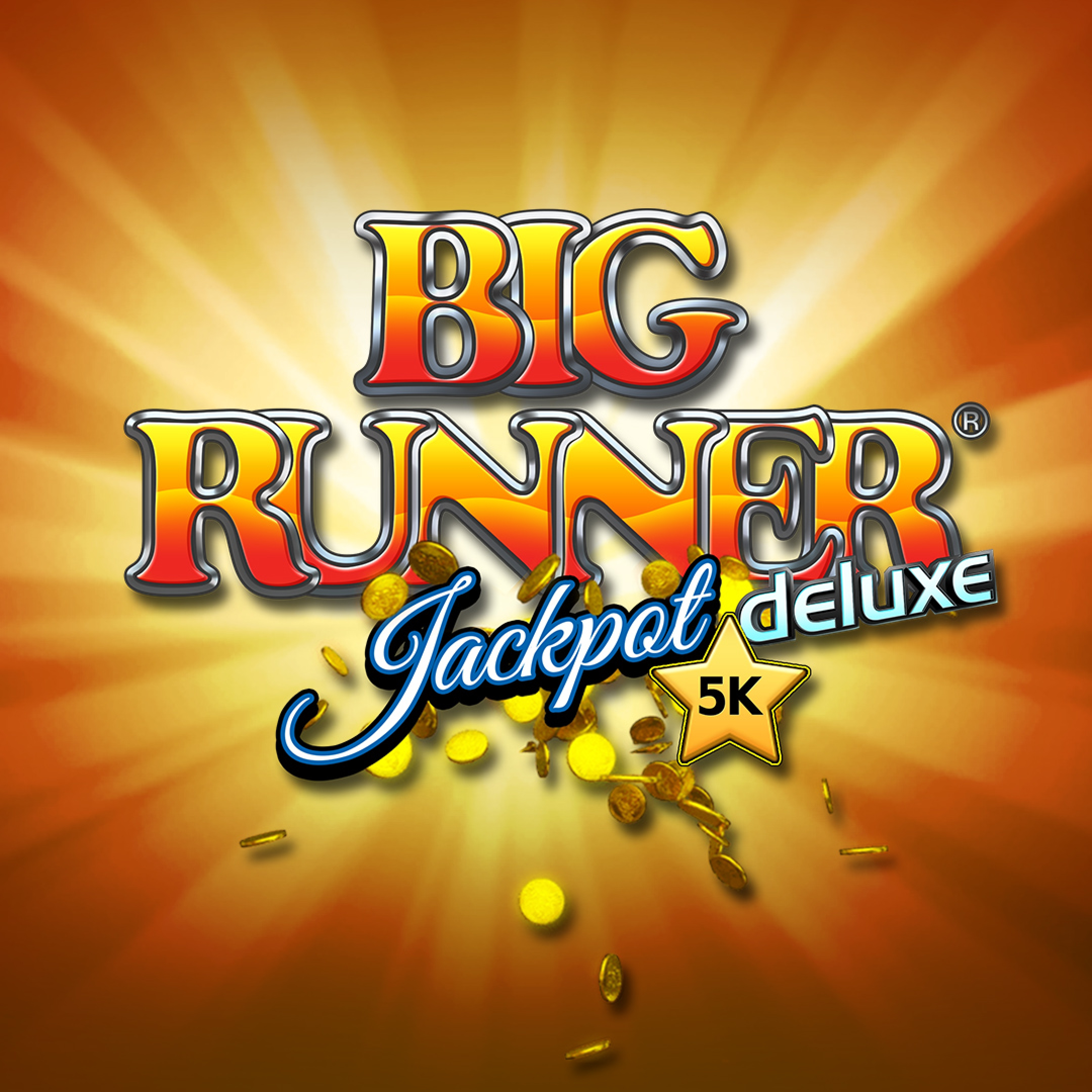 Big Runner Deluxe Jackpot Online Slot Demo Game by Stakelogic