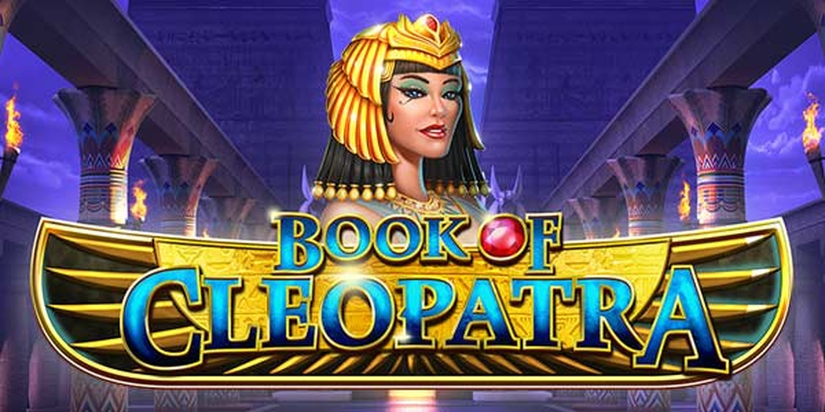 Book of Cleopatra Online Slot Demo Game by Stakelogic