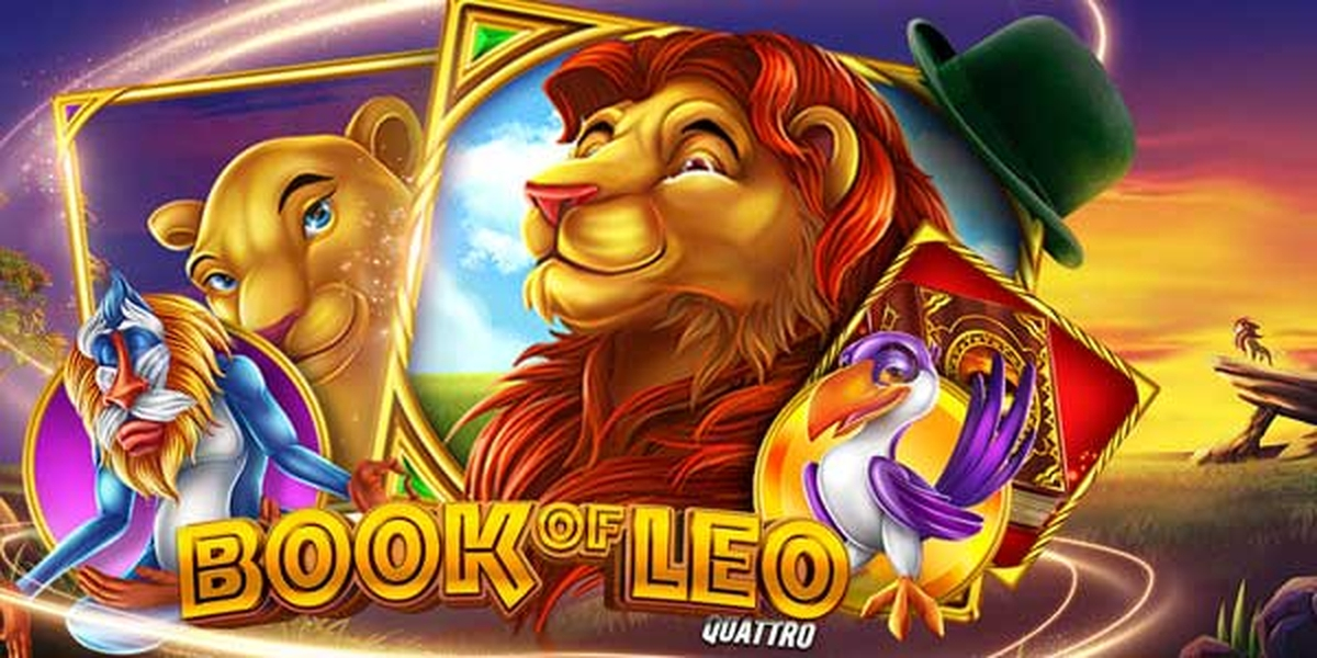 Book of Leo Online Slot Demo Game by Stakelogic