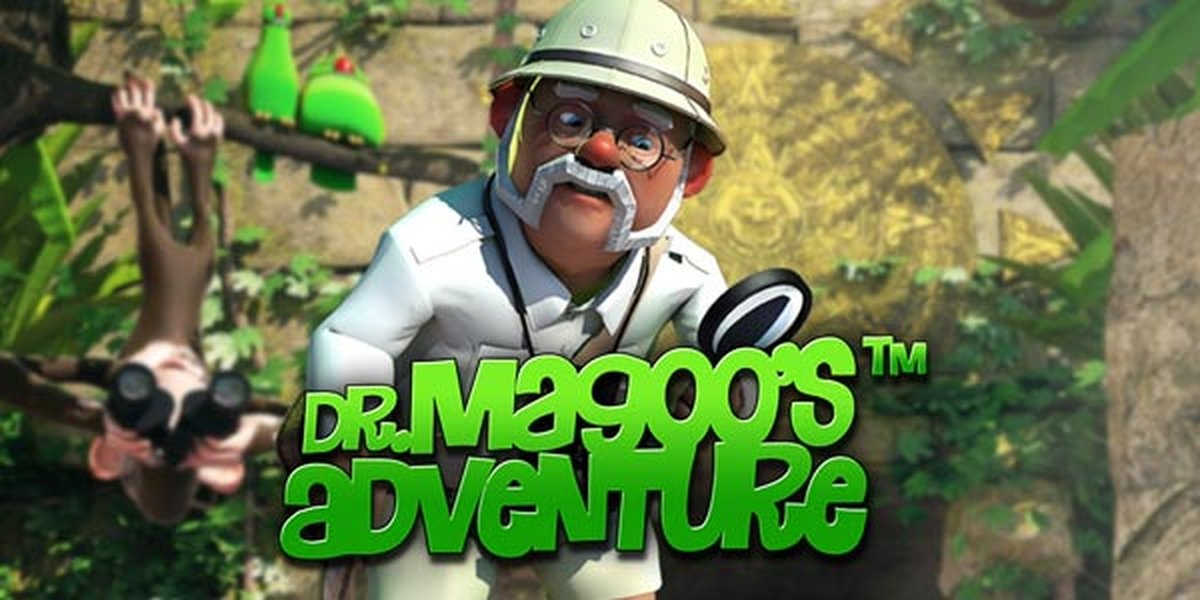Dr. Magoo's Adventure Online Slot Demo Game by Stakelogic