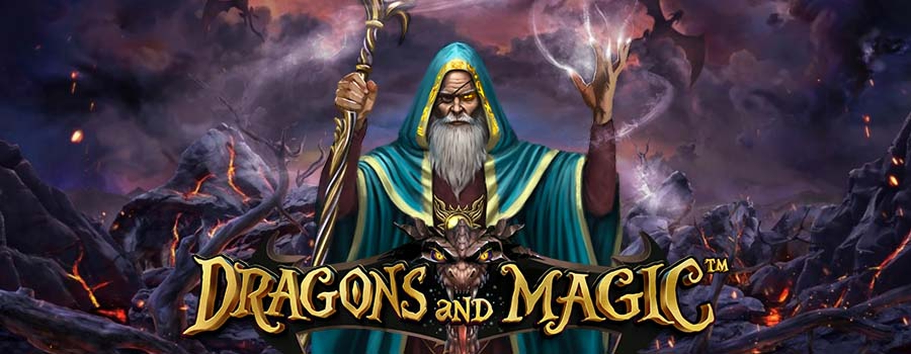 Dragons And Magic Online Slot Demo Game by Stakelogic