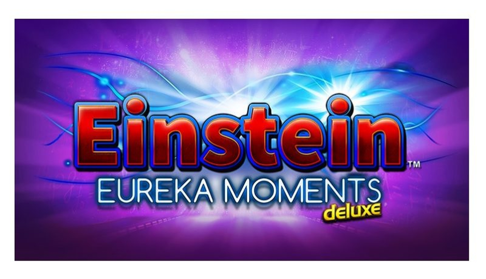 Einstein Eureka Moments Deluxe Online Slot Demo Game by Stakelogic