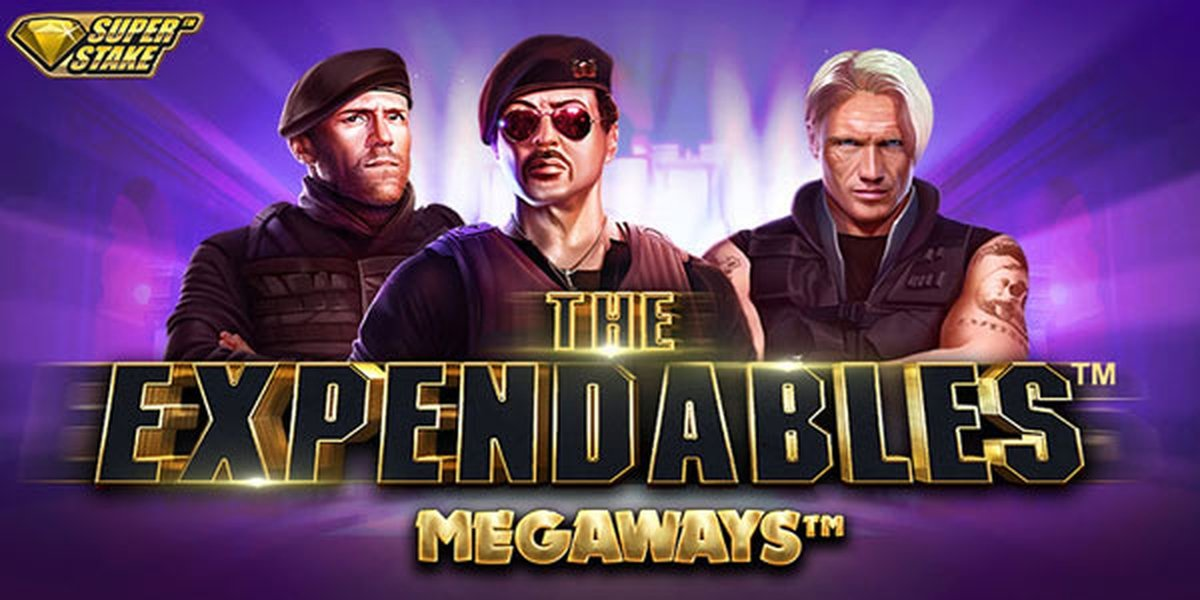 Expendables Megaways Online Slot Demo Game by Stakelogic