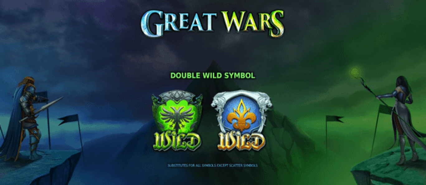 Great Wars Online Slot Demo Game by Stakelogic