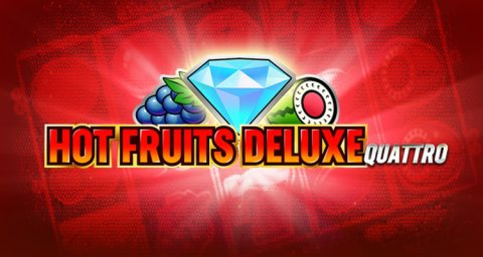 Hot Fruits Deluxe (StakeLogic) Online Slot Demo Game by Stakelogic