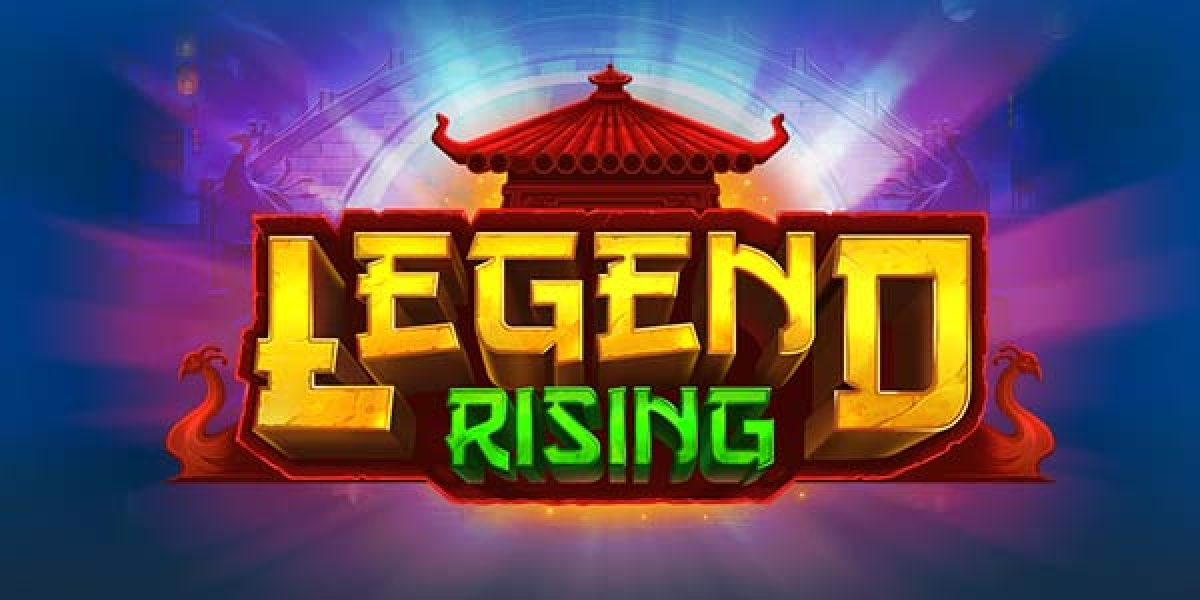 Legend Rising Online Slot Demo Game by Stakelogic