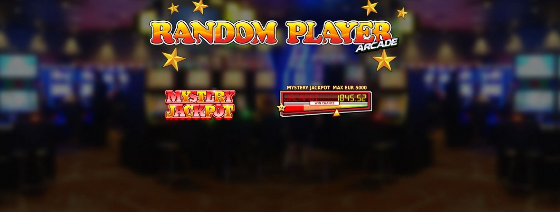 Random Player Online Slot Demo Game by Stakelogic