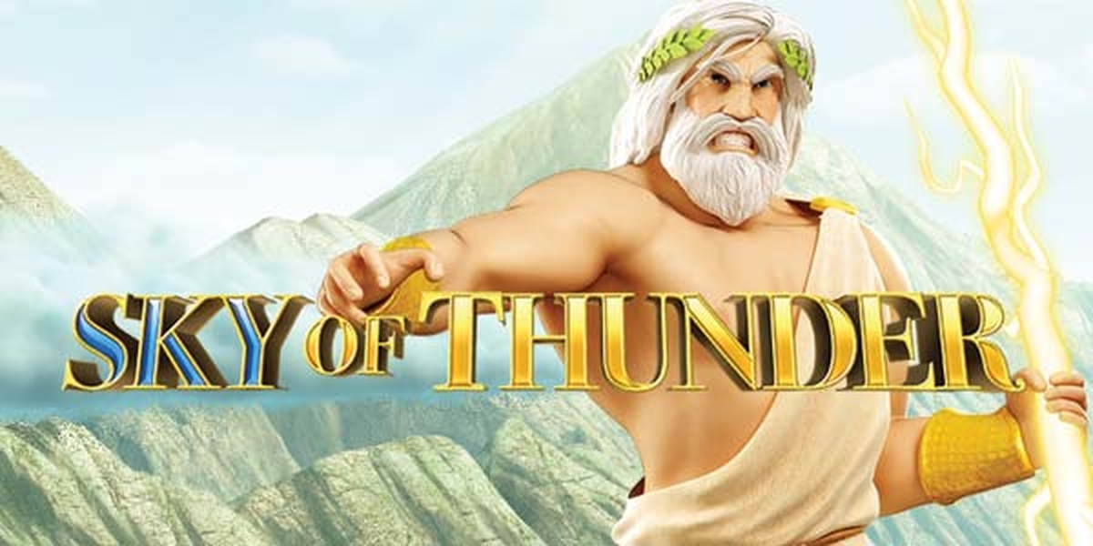 Sky of Thunder Online Slot Demo Game by Stakelogic