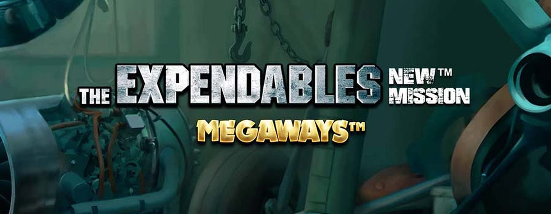 The Expendables New Mission Megaways Online Slot Demo Game by Stakelogic