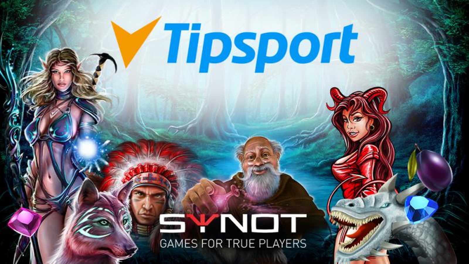 The Hunters Spirit Online Slot Demo Game by Synot Games