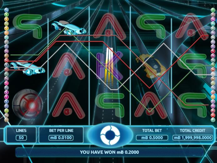 Play Robo Bucks Garage Slot Machine Free with No Download
