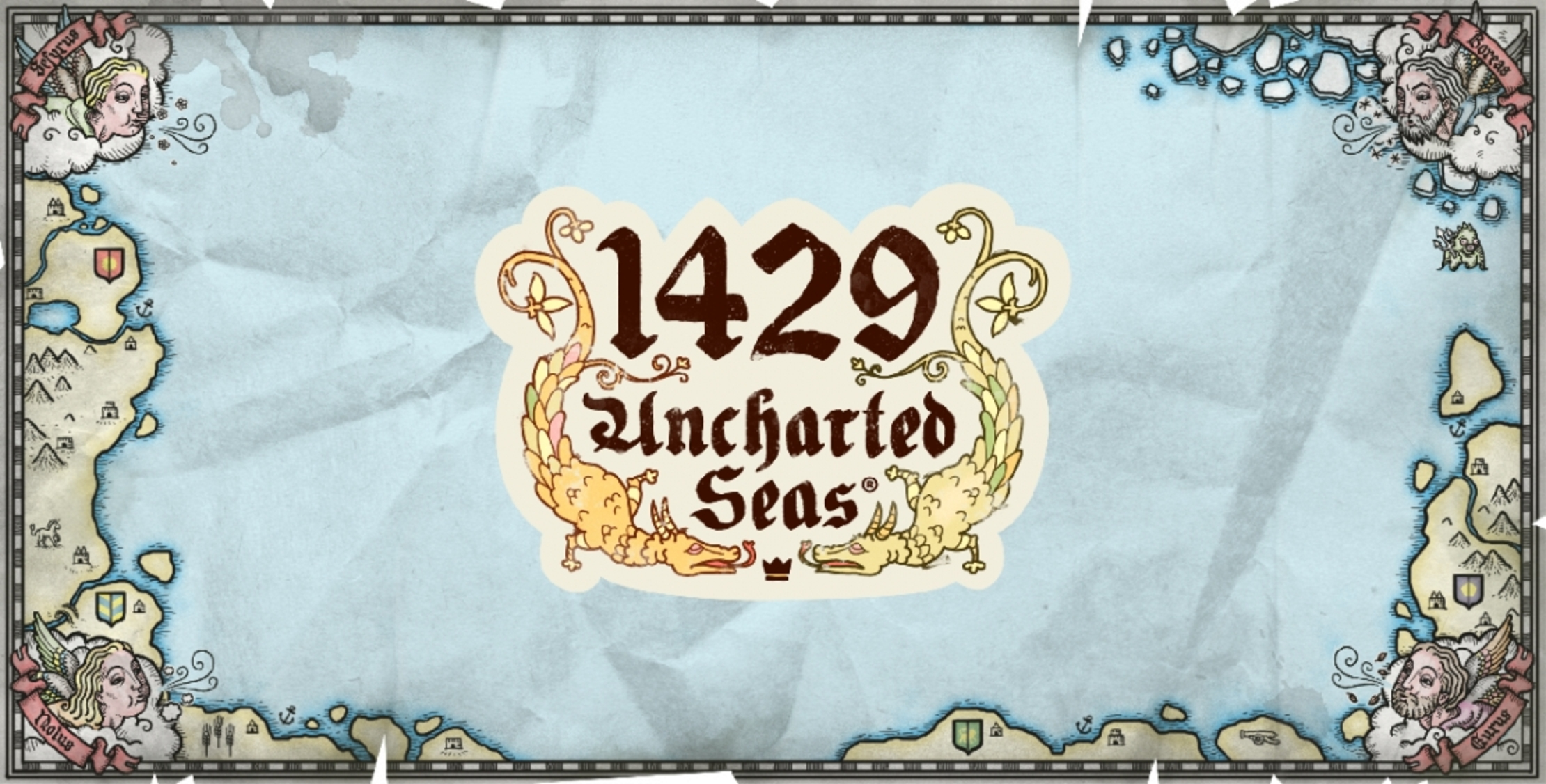 1429 Uncharted Seas Online Slot Demo Game by Thunderkick