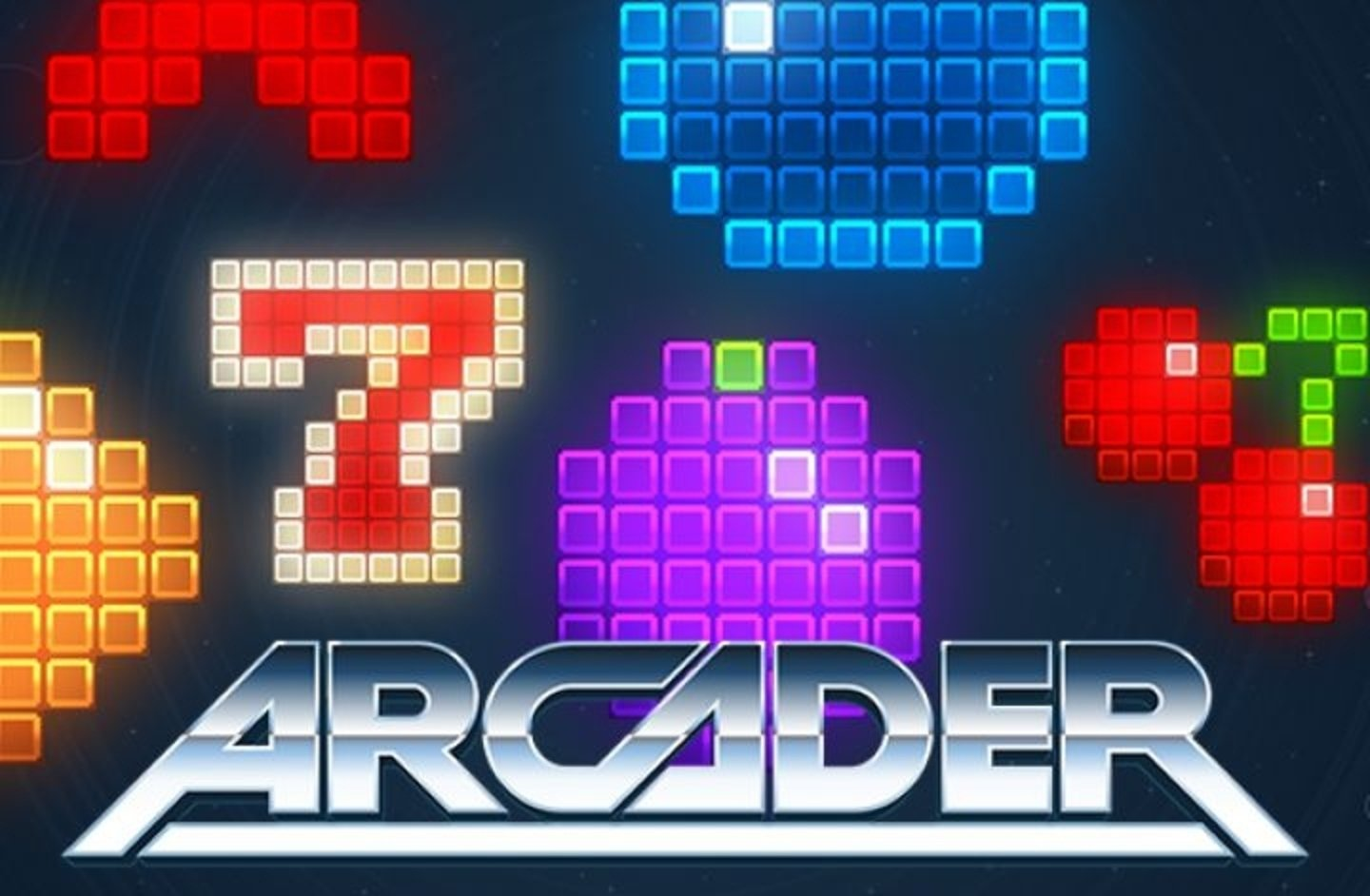 Arcader Online Slot Demo Game by Thunderkick