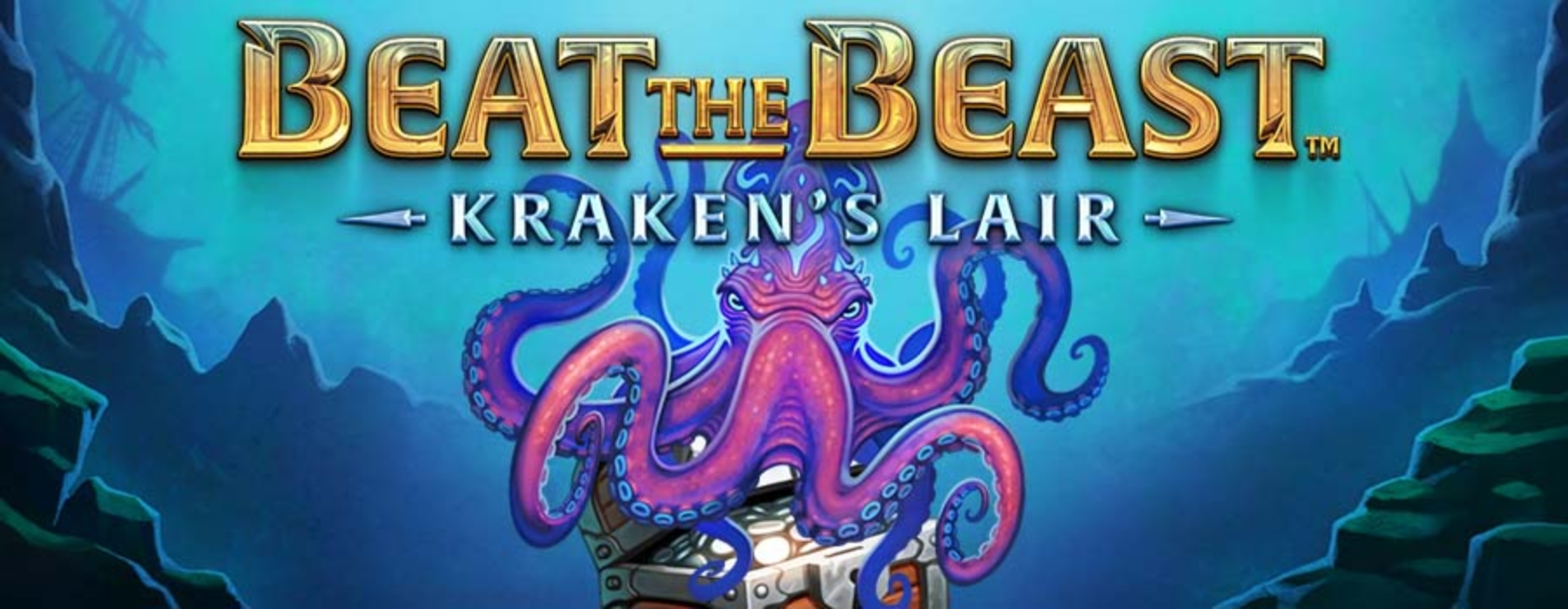 Beat the Beast Krakens Lair Online Slot Demo Game by Thunderkick