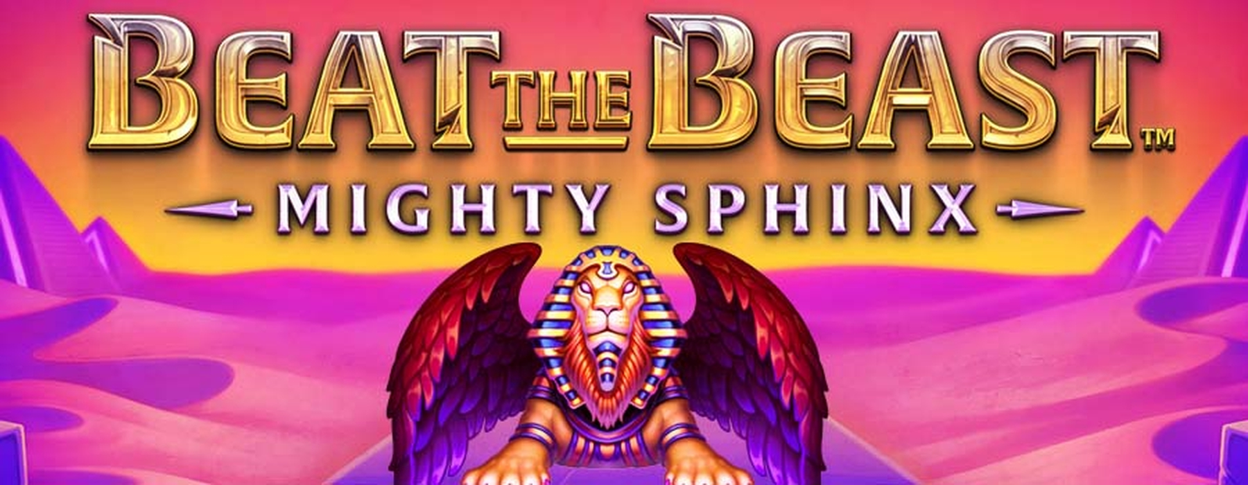 Beat the Beast Mighty Sphinx Online Slot Demo Game by Thunderkick