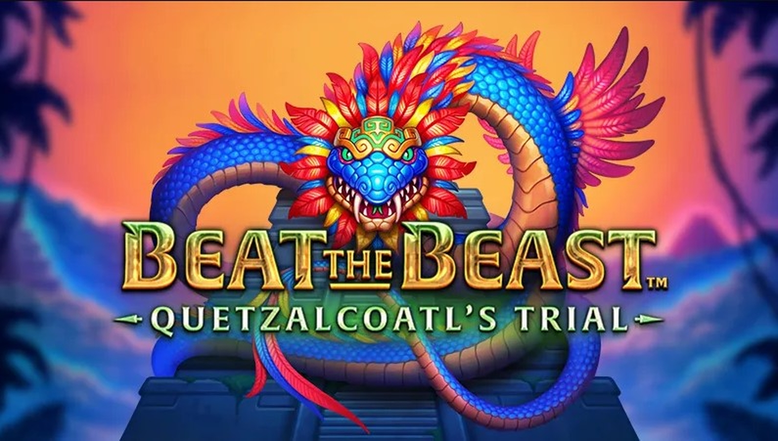 Beat the Beast Quetzalcoatls Trial Online Slot Demo Game by Thunderkick