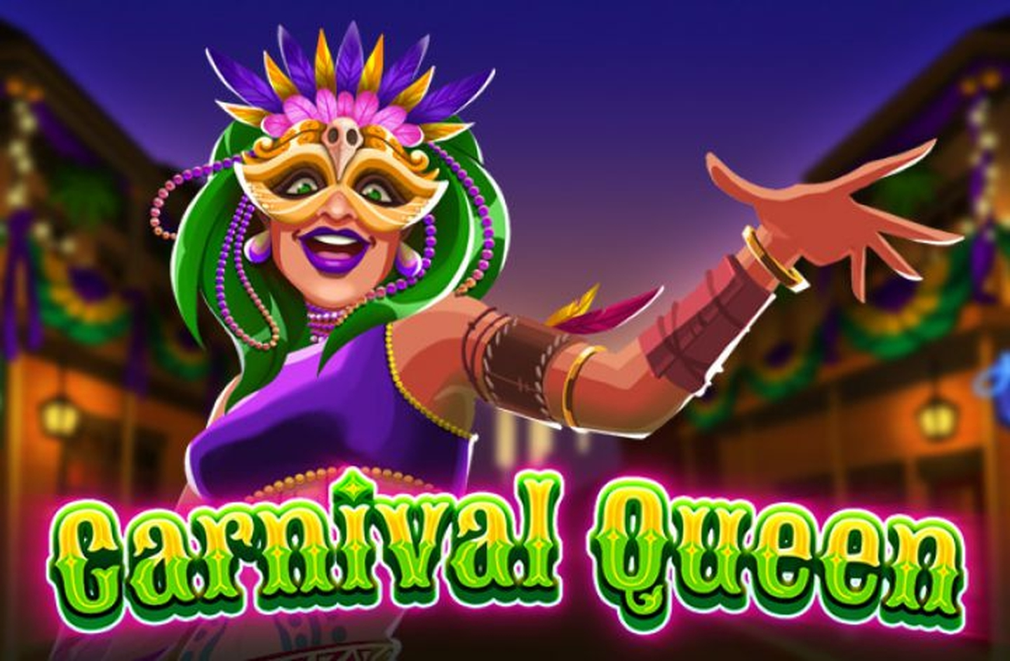 Carnival Queen Online Slot Demo Game by Thunderkick