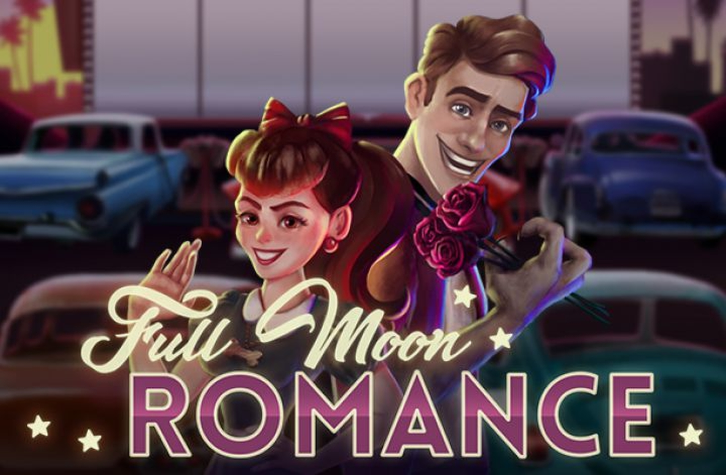 Full Moon Romance Online Slot Demo Game by Thunderkick