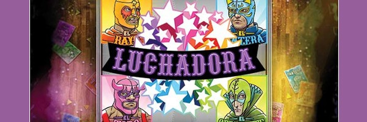 Luchadora Online Slot Demo Game by Thunderkick
