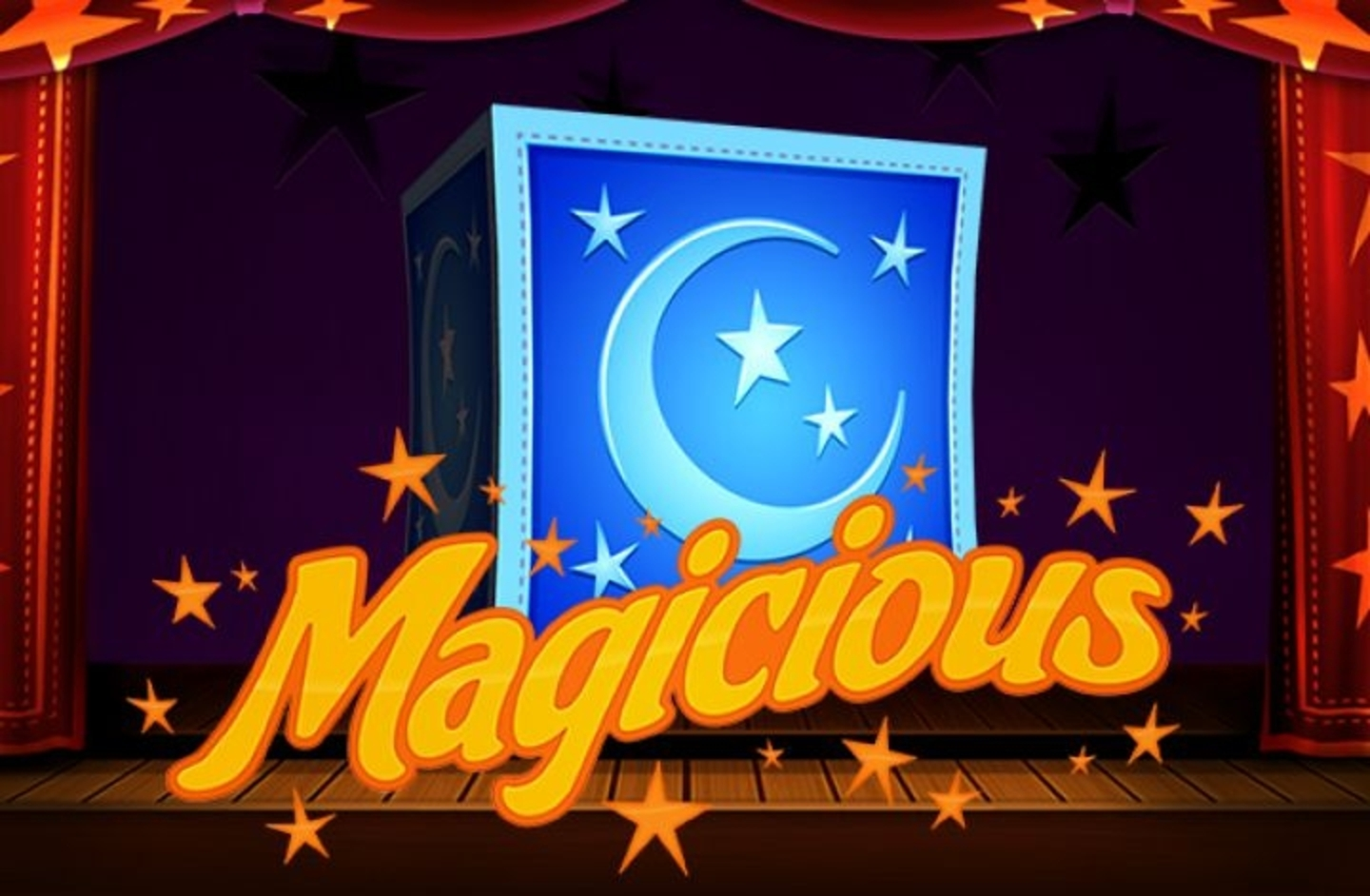 Magicious Online Slot Demo Game by Thunderkick