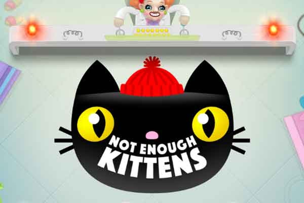 Not Enough Kittens Online Slot Demo Game by Thunderkick