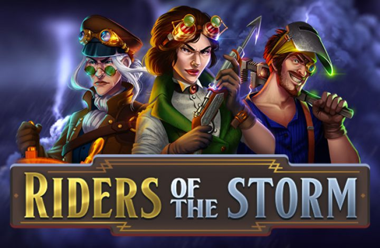 Riders of the Storm Online Slot Demo Game by Thunderkick