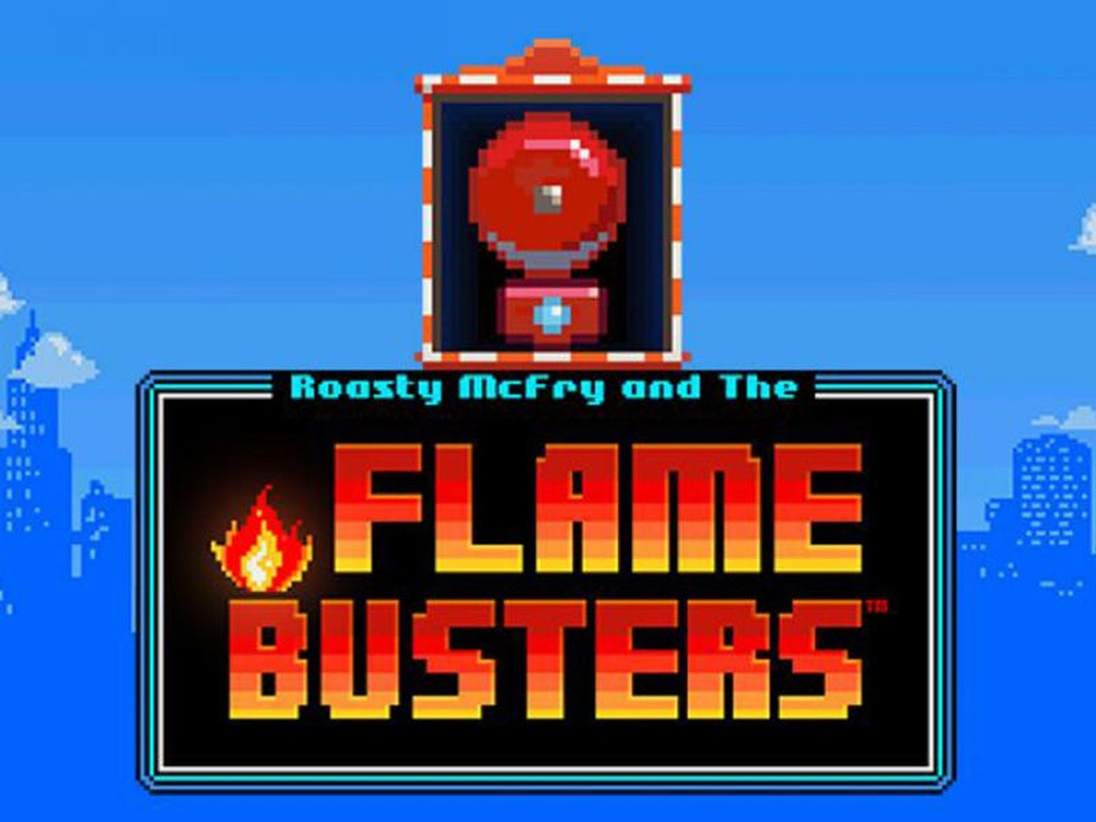 Roasty McFry and the Flame Busters Online Slot Demo Game by Thunderkick