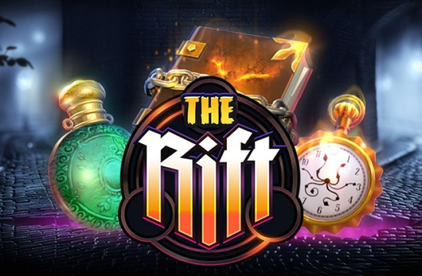 The Rift Online Slot Demo Game by Thunderkick