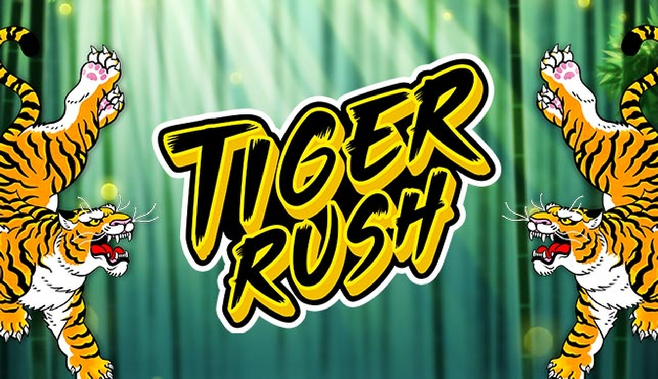 Tiger Rush Online Slot Demo Game by Thunderkick