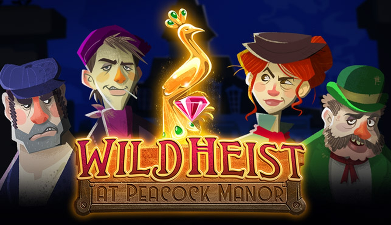 Wild Heist at Peacock Manor Online Slot Demo Game by Thunderkick