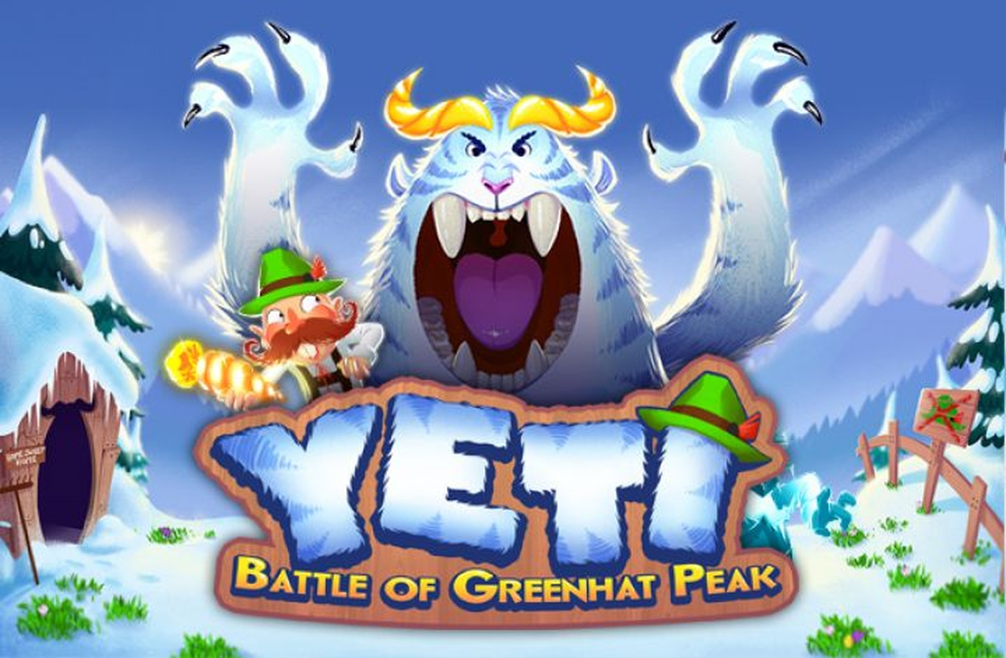 Yeti Battle of Greenhat Peak Online Slot Demo Game by Thunderkick