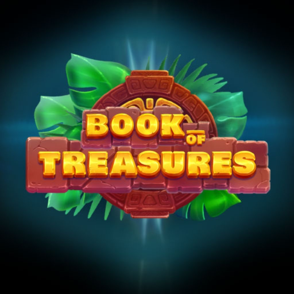 Book of Treasures	 Online Slot Demo Game by Thunderspin