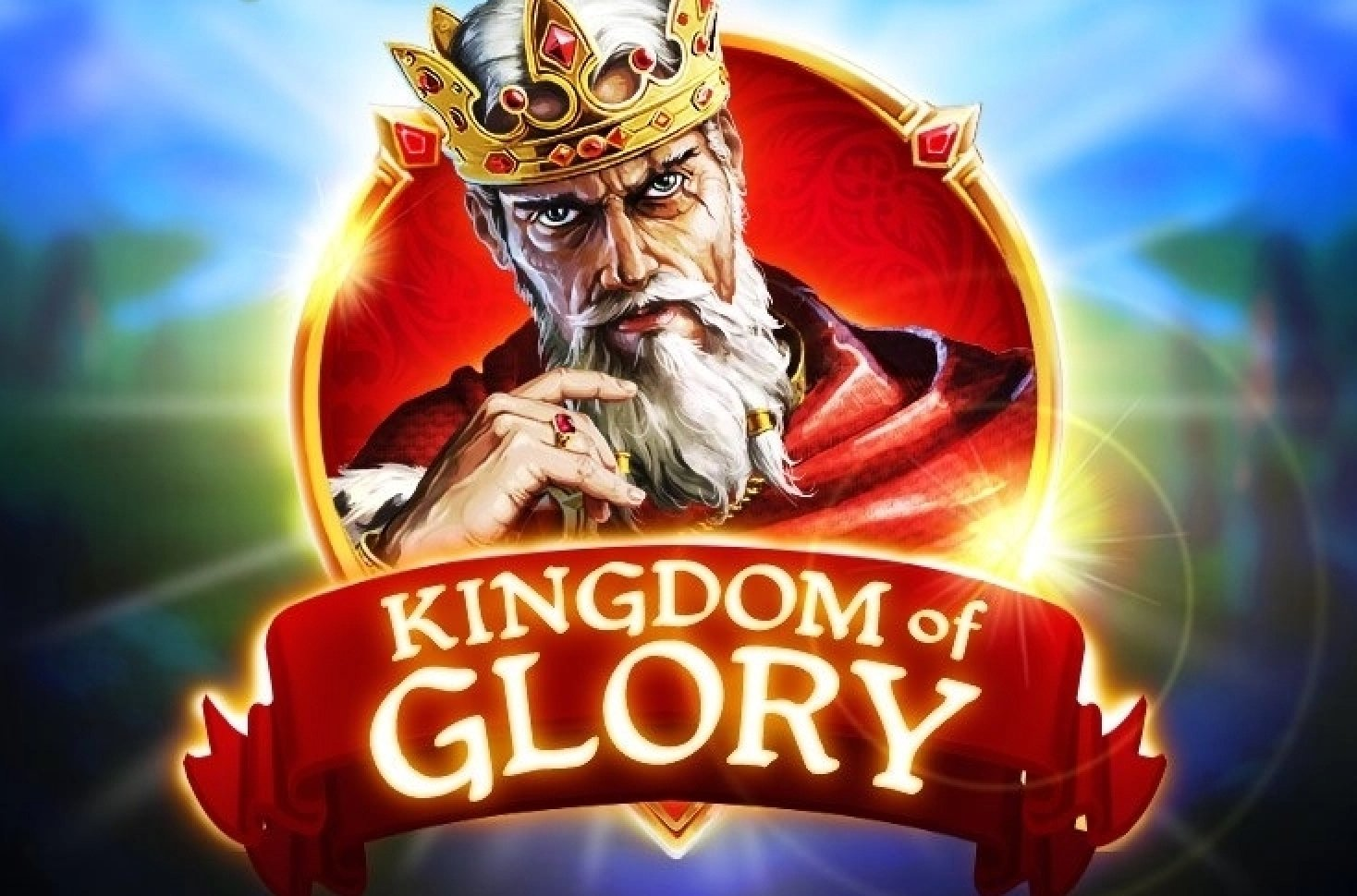Kingdom of Glory Online Slot Demo Game by Thunderspin